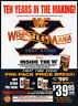 WWF WRESTLEMANIA X__Original 1994 Trade print AD promo__Industry Only advert_10