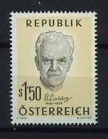AUSTRIA 1960 MNH SC.653 Anton Eiselsberg,surgeon