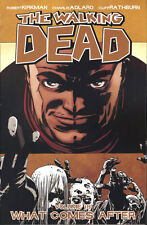 WALKING DEAD VOL #18 TPB WHAT COMES AFTER Robert Kirkman Comics AMC #103-108 TP