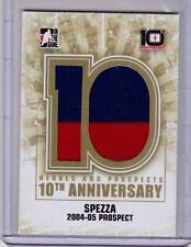 JASON SPEZZA 13/14 ITG H&P 10th Anniversary Tribute HUGE Game-Used Jersey #AP-46