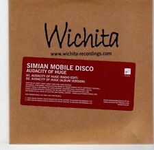 (EL319) Simian Mobile Disco, Audacity of Huge - 2009 DJ CD