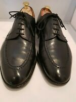 TRICKER'S UK 9 WIDTH 5 JERMYN STREET LONDON GENTS LEATHER VINTAGE DERBY SHOES