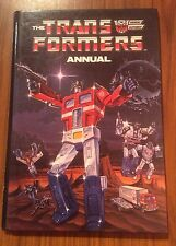 Vintage The Transformers Annual 1986 Marvel Comics Collectable