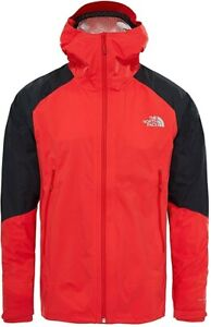 The North Face Keiryo Diad High Risk Red Man jacket size M dryvent membrane