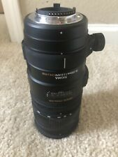 Sigma DG 70-200mm f/2.8 APO HSM Lens For Nikon