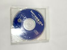 GRAPHTEC PENPLOTTER MP303-04 USER GUIDE CD-ROM NEW SEALED