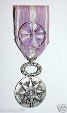 Médaille d'honneur étoile  civique