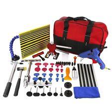 65x PDR Slide Hammer Puller Lifter Kit Paintless Dent Repair Hail Removal Tools