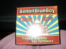 "CD DIGIPACK NF ""FUNKY ALOO"" Benoit Blue Boy (Freddie Roulette & Les tortilleurs)"