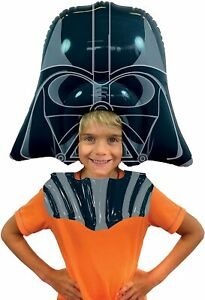 DARTH VADER AIR HEDZ INFLATABLE COSTUME/HEAD