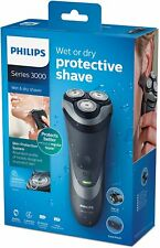 Philips Series 3000 Wet and Dry Men's Electric Shaver with Pop-up Trimmer
