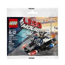 THE LEGO MOVIE *SUPER SECRET POLICE ENFORCER* MINIFIGURE TOY SET 30282 *NEW*
