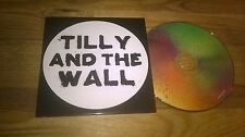 CD Pop Tilly And The Wall - O (12 Song) Promo MOSHI MOSHI cb