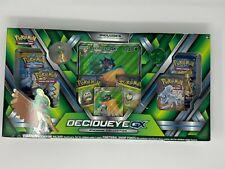 Pokemon Decidueye GX Premium Collection Box Trading Cards Game