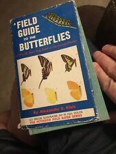 Field Guide To Butterflies By Alex B. Klots. 1960. HC/DJ