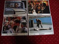 THE MAJESTIC starring  JIM CARREY     8 x MATT PHOTOGRAPHS  28 x 35 cms each