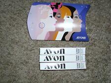 Avon Lot of 3 Glimmer Shadow Liquid Eyeshadow All different .07 fl oz New in Box