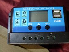 Solar Panel Regulator Charge Controller 60A 12-24V Local Us sale