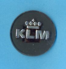 KLM Royal Dutch Airlines Logo  Plastic Pin