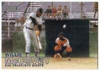 2016 Topps Stadium Club Baseball #18 Willie McCovey Giants