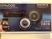 KENWOOD CD/RADIO WITH COAXIAL SPEAKERS, BUILT IN 200 WATT AMP/BASS BOOST/