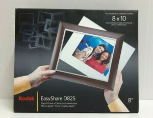 "Kodak Easyshare (D825) 8"" Digital Photo Picture Frame"
