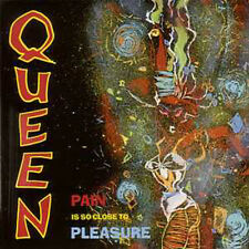 ★☆★ CD Single QUEEN Pain is so close to pleasure  + GERMANY + 2-track CARD S ★☆★