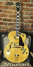 1978 Ibanez FA300 L5 Blond Flamed Beautiful! top of line Japan crafted JVGuitars
