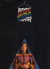 """Joseph and the Amazing Technicolor Dreamcoat""   Souvenir  Program  1993 Revival"
