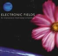 Electronic Fields CD 1996 Distain MESH Second Decay