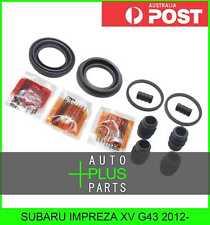 Fits SUBARU IMPREZA XV G43 2012- - Brake Caliper Cylinder Piston Seal Repair Kit
