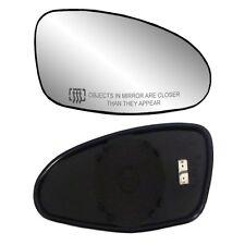 2006-2009 BMW 128i 135i M3 32X 33X Passenger Side Mirror GLASS w/Backing Plate
