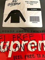 100 Thieves Jam Collection Gradient Long Sleeve Tee XL BRAND NEW FREE SHIP