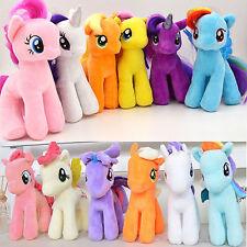 My Little Pony Mein kleines Pony 18/25cm Plüsch Kuscheltier Rainbow Dash Auswahl