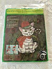 Paragon CHRISTMAS FOR KITTY STOCKING 12