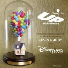 Figurine Disneyland Paris La Haut UP MAISON BALLON HOME BALLOON Kevin et Jody