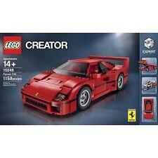 LEGO Creator Ferrari F40 (10248) NIB Rare sealed