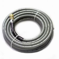Interchange Brands 1436428 Non-Marking Pressure Washer Hose - 4000 PSI 50 ft. Le