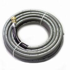 Interchange Brands 1436428 Non-Marking Pressure Washer Hose - 4000 PSI 50 ft. Le