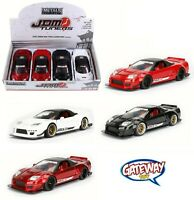 1/24 JADA Display N/B JDM TUNERS 2002 Honda NSX Type-R Japan Spec Widebody 98555