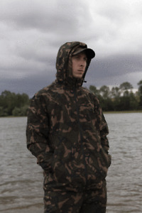 Fox Chunk Lightweight Camo RS 10K Jacket *All Sizes* NEW Packaway Fishing Coat