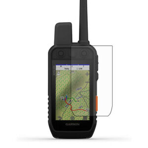 3pcs LCD Screen Protector Cover Shield Film for GPS Garmin Alpha 200i Alpha200i