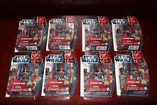 """Star Wars 2012 Movie Heroes Destroyer Droid #MH21 3.75"""" Action Figure 8 (MOC)"""