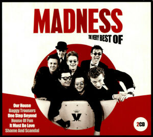 The Very Best of Madness (2 CD set) New!