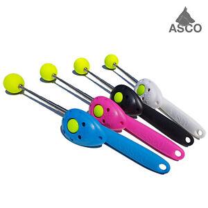 ASCO ClickStick®, Target Stick mit abnehmbarem Premium Clicker , Teleskop-Target