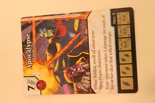 DICE MASTERS - APOCALYPSE EARTH-295 - CARD ONLY - PROMO