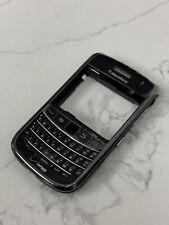 Lot (10) Blackberry Bold 9650 Full Replacement Housing Keyboard Frame Back Plate