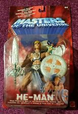 Mattel Masters Of The Universe: He-Man 200x iron cross trilingual card