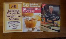 RECIPE BOOKLETS~PAMPHLETS (LOT OF 3) FREE SHIPPING Ltd Culinary FOOD