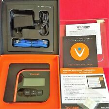 VONAGE VDV21-VD V-Portal Phone Adapter VOIP Router Digital + Pwr Box